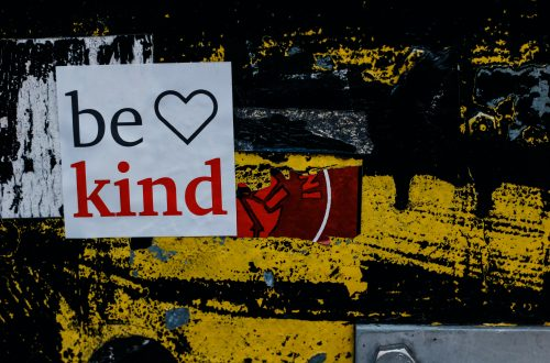 Be Kind - stop bullying